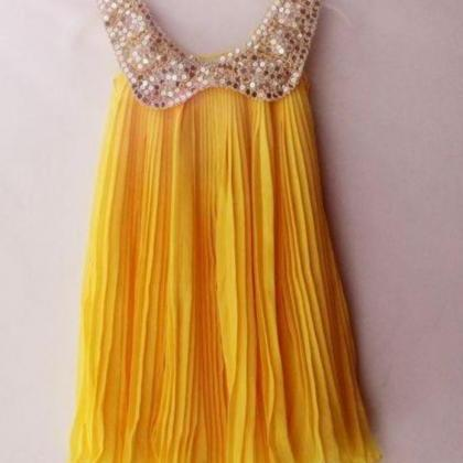 Yellow Summer for Girls, Spring Whi..