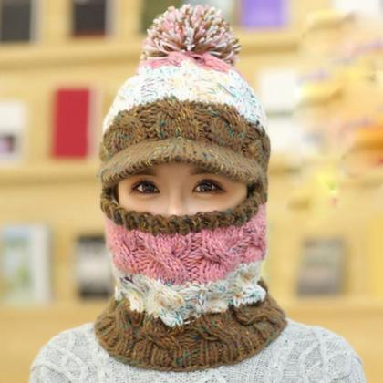 Perfect for Extreme Winter Knitted ..