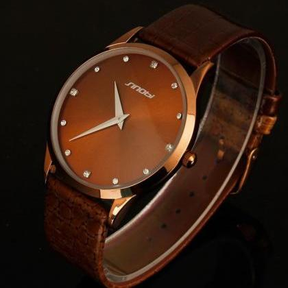 Brown Watch for Men Gift for Boyfri..