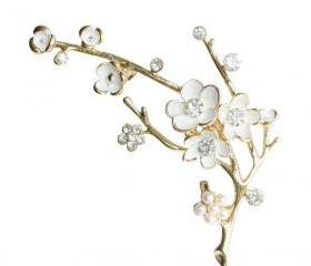 Wedding Brooch Brida..