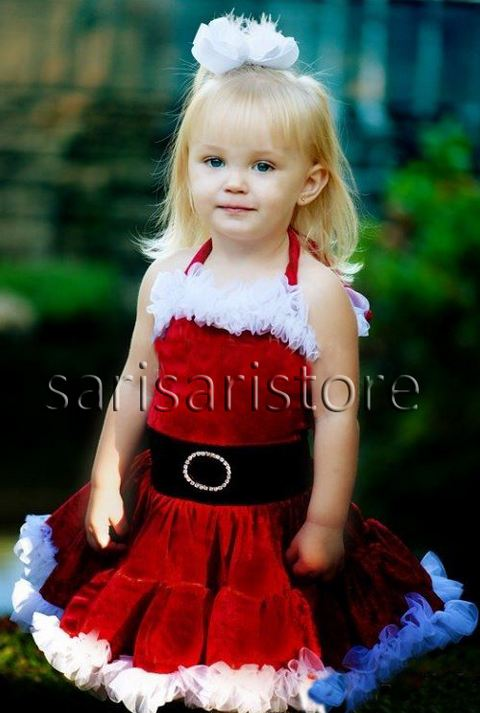 Gorgeous Christmas Dress For Toddler Girls-Pageant, Photography ...