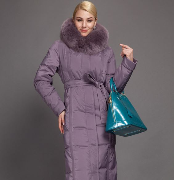 Purple Long Coat For Women Purple Winter Coats Purple Jackets Plus ...