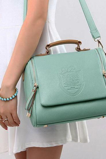 Mint green Shoulder Bags for Women Green Purse