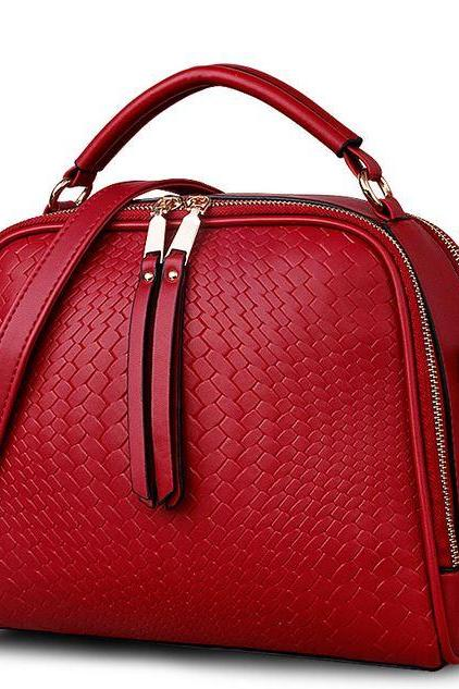 Red Tote Handbags