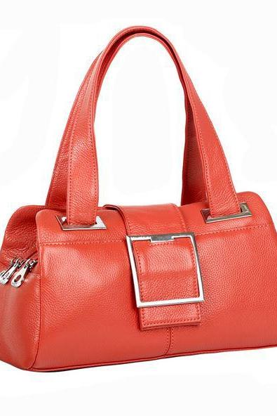 Authentic Salmon Pink Genuine Mini Bags Luxury High Quality Pink Bags